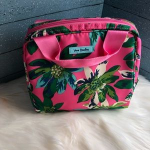 Vera Bradley Lunch Cooler in Tropical Paradise